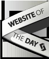 Sitio Web del día en CSS Design Awards